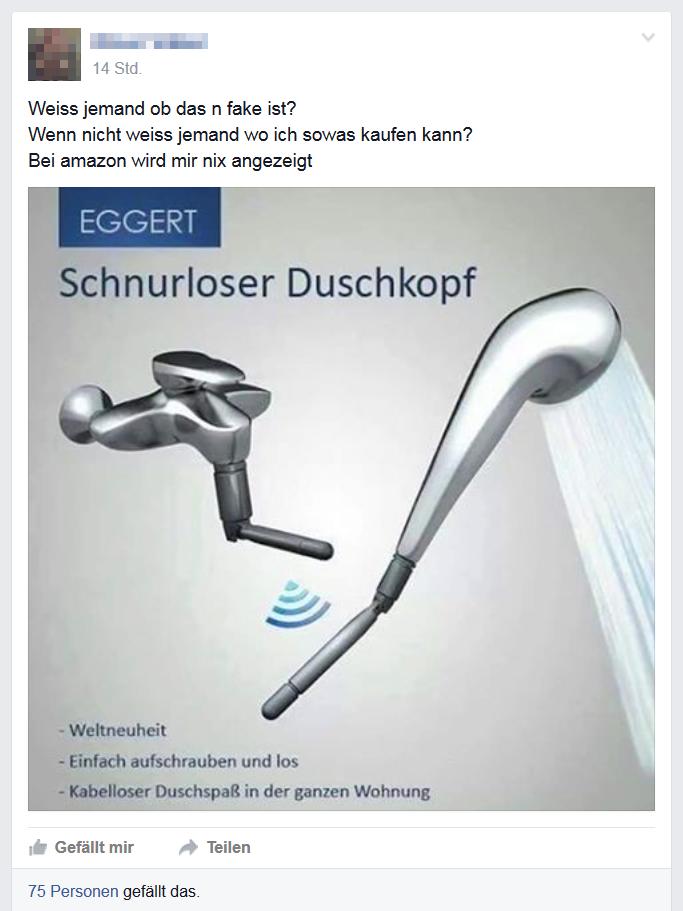 ist die verbindung elliptischen verschlüsselt, nicht das fremde einfach wild-duschen?!