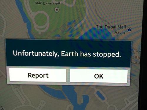 argh, report!