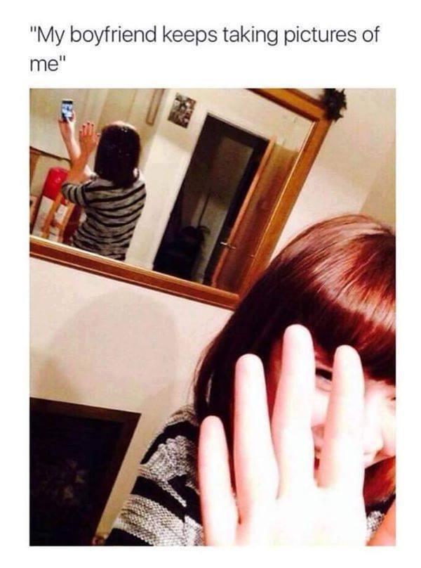 """""""My boyfriend took a picture of me."""" - sehr schöne bildretusche ^^"""