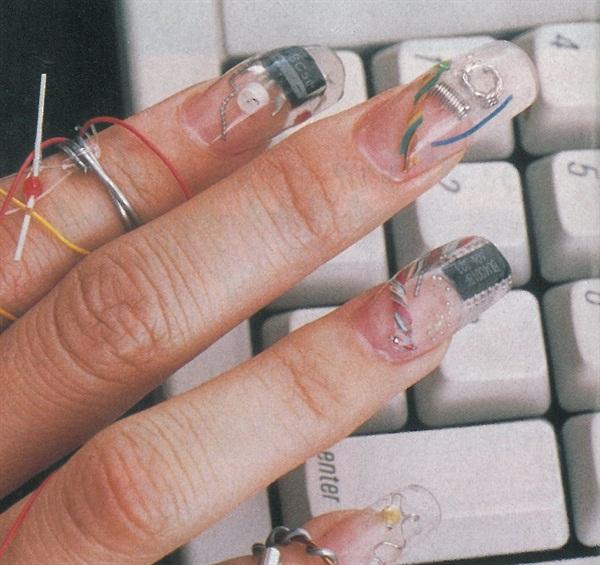 nerd-nail-art