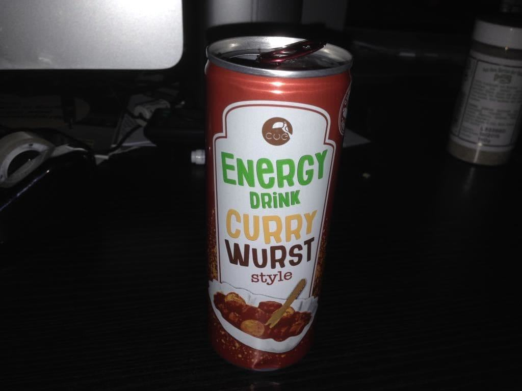 energized by curry wurst