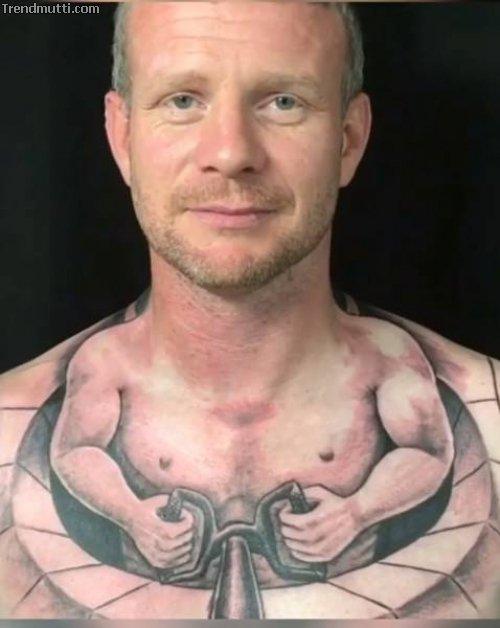 Tattoo, Level strange.