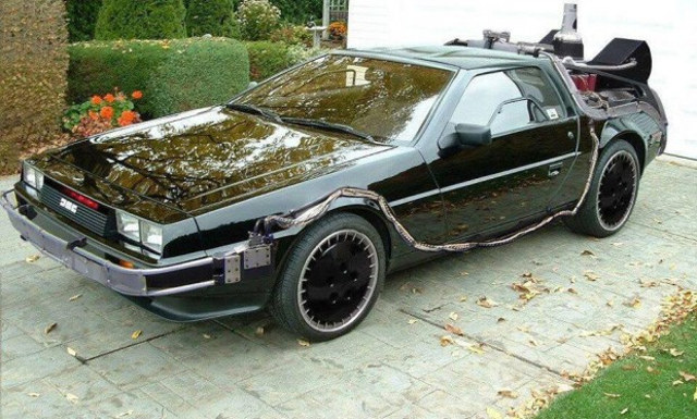 DeLorean / K.I.T.T.