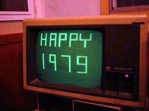 happy 1979 - sowas von!