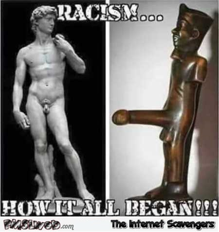 Rassismus, wie fing das eigentlich an?