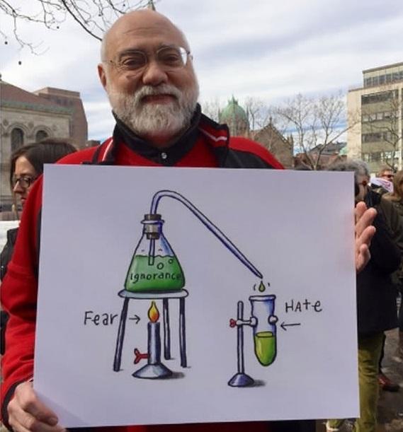 """Die Formel für """"Hass"""" wurde gefunden!"""