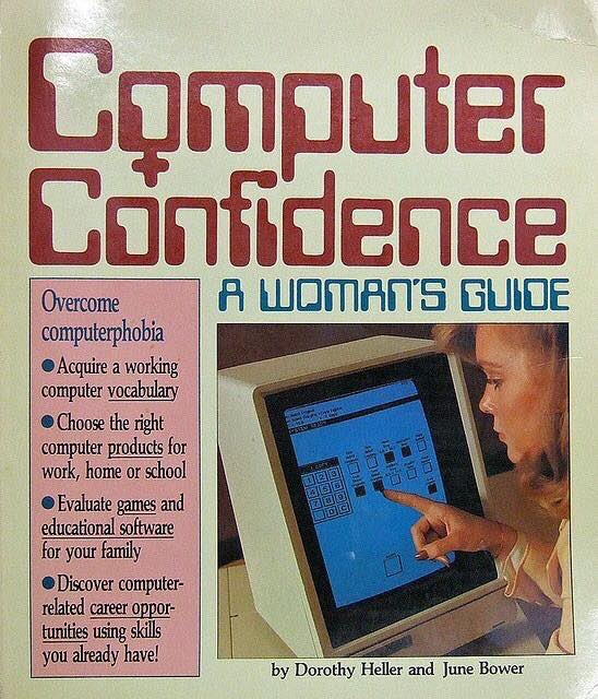 computer confidence - a womans guide