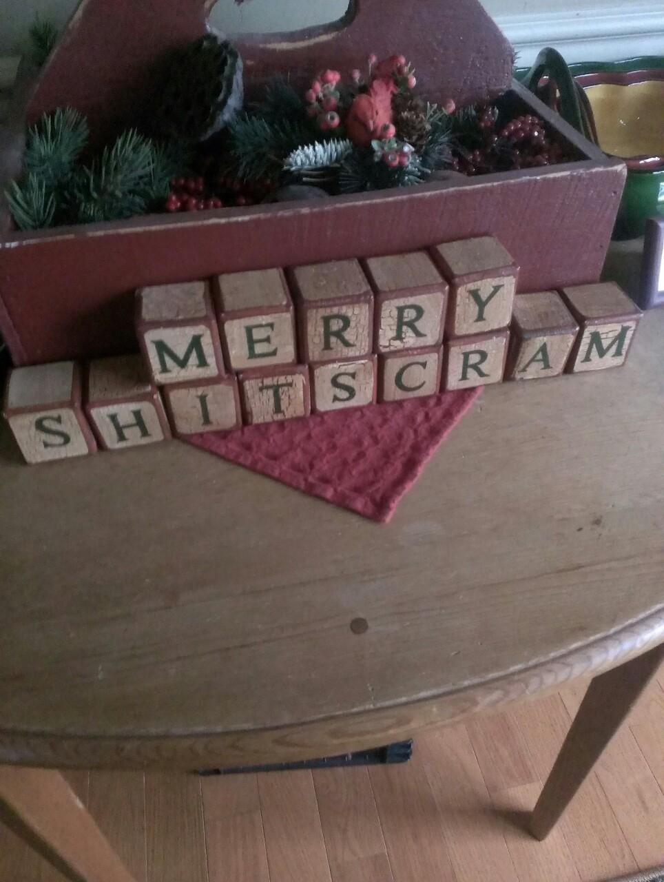 merry shit....xmas