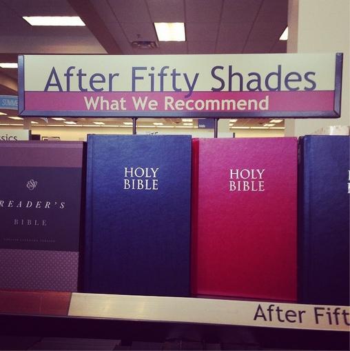 """Empfehlung nach """"Fifty Shades"""""""