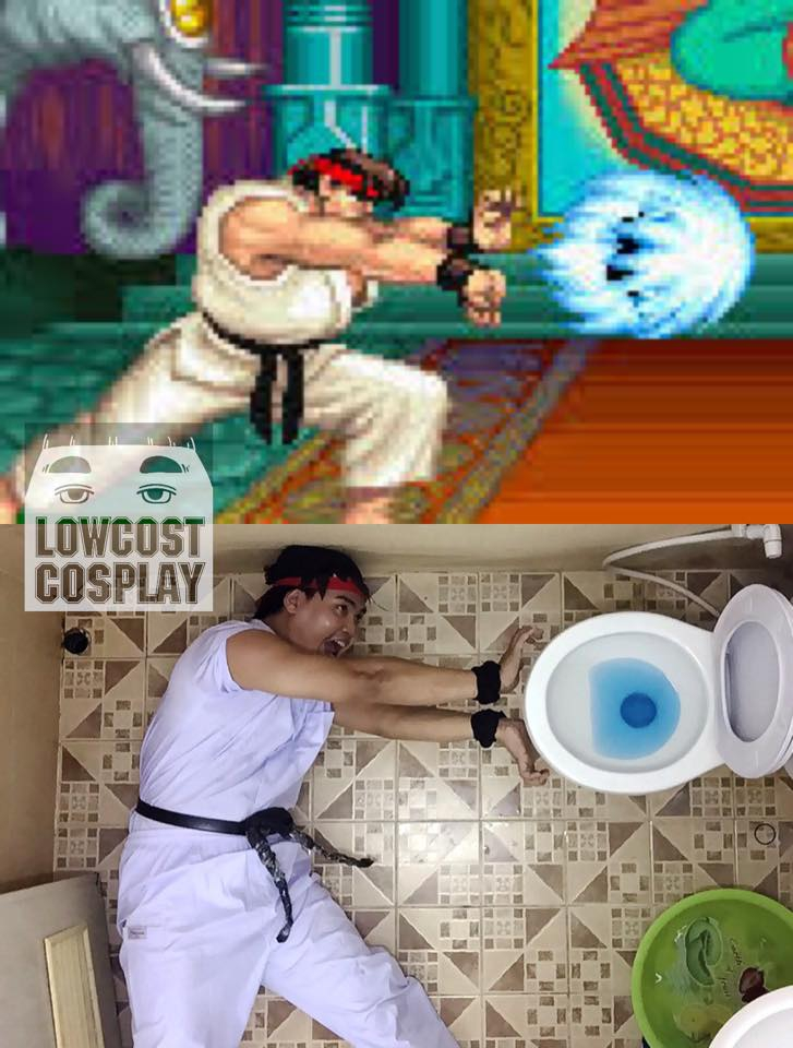 streetfighter - cosplay