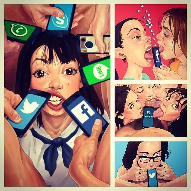 Die wundervolle Welt der Möglichkeiten. Demnächst auf Deinem Smartphone.