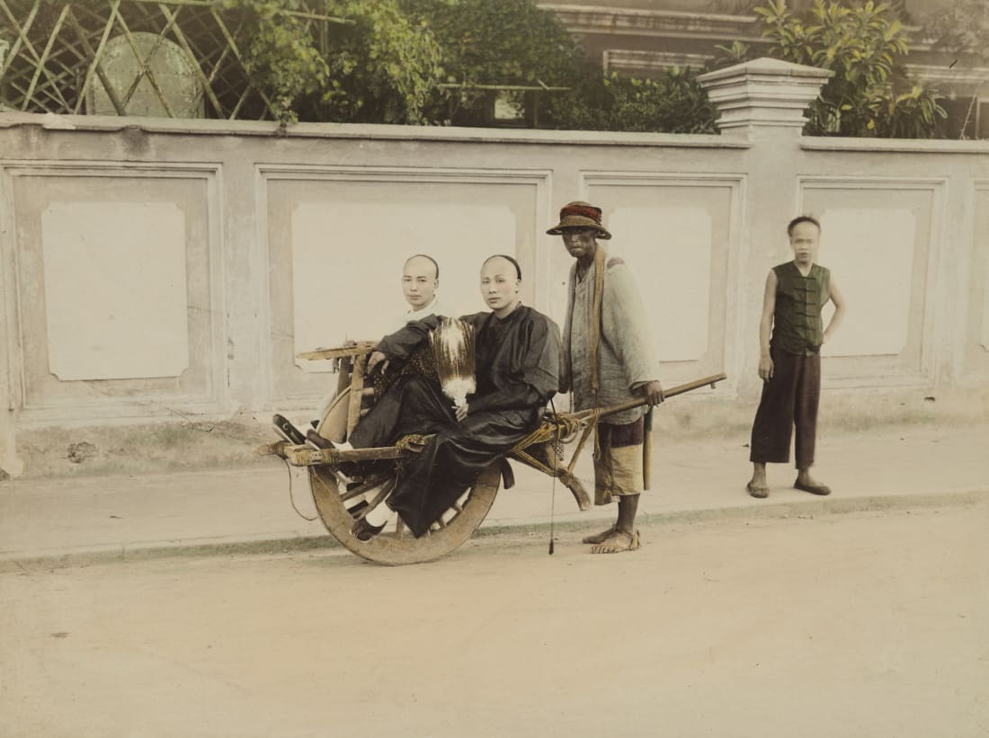 Rare 19th-century images show China at the dawn of photography | https://edition.cnn.com/style/article/china-photos-19th-century-loewentheil-collection/index.html