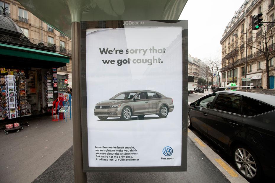 ... wir versuchen das jetzt besser, ehrlich. VW - Das Auto.
