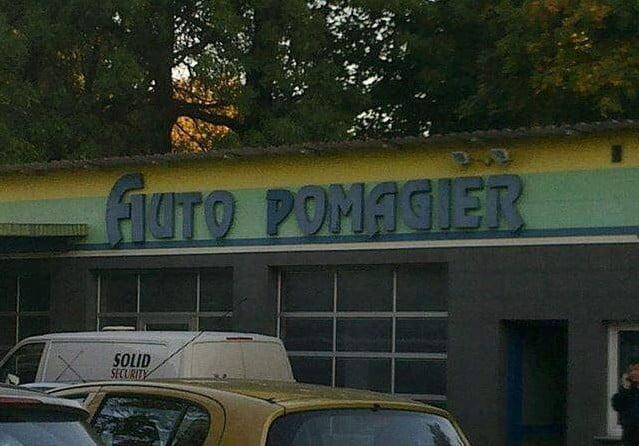 Auto Pomagier