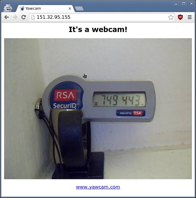 sehr clever | live den rsa.securid