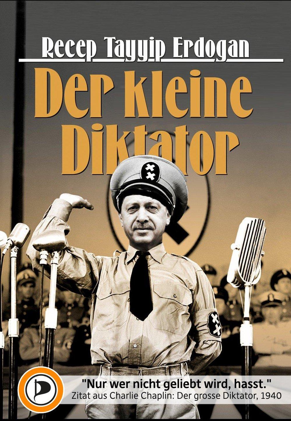 erdogan, der kleine diktator