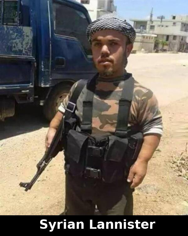 Syrian Lannister | @Game of Thrones