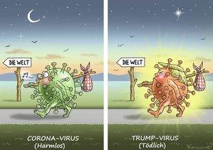 corona vs. trump