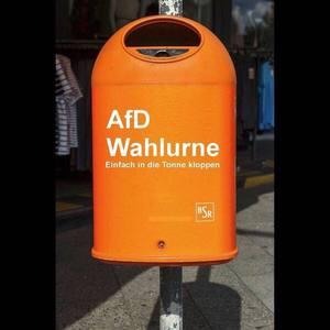Afd Wahlurne