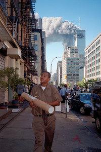 """9/11 oder wie in Fachkreisen gesagt wird: """"Eleven nein""""."""