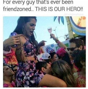 Get out of the friendzone!