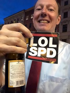 LOL SPD #diepartei