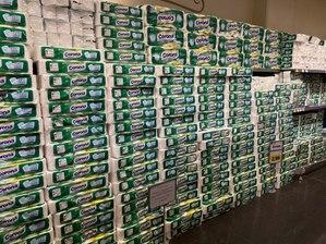 Corona-Edition Toilettenpapier