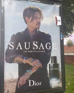 Sausage - The new Fragrance