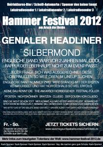 Hammer Festival 2012