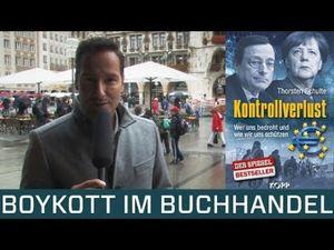 Boykott im Buchhandel! Springer-Presse sagt Bestseller-Buch den Kampf an. | #48531