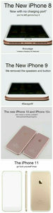 iPhone 8   iPhone 9   iPhone 10+   iPhone 11